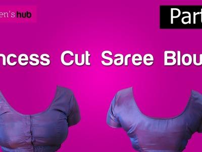 Princess Cut Blouse   1 Making the Pattern & Cutting the Fabric