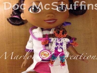 Rainbow Loom:Doc McStuffins: How To