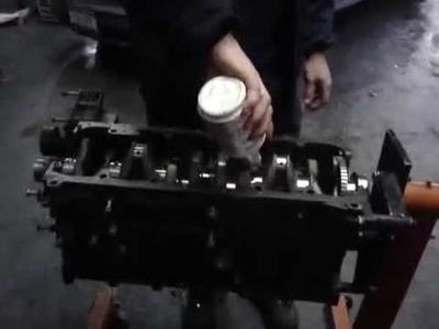 REBUILD ENGINE BMW S54 PART #1