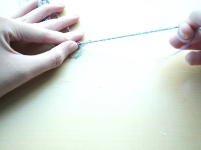 Simple Friendship Bracelet Tutorial ^_^ (part 2)