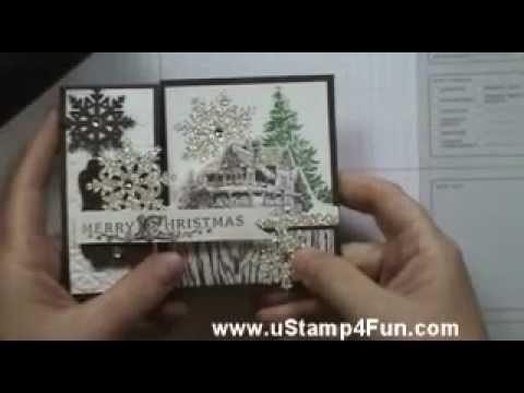 Stair Step Card