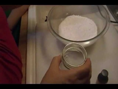 The Holiday's are Coming 2011!  All Natural Homemade Bath Salts