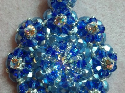 Tula Flower Pendant