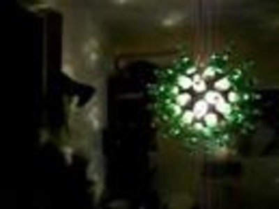Awesome beer bottle Lamp