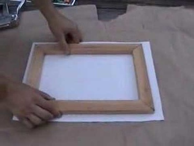 Canvas Printing and Framing - part 2 of 2