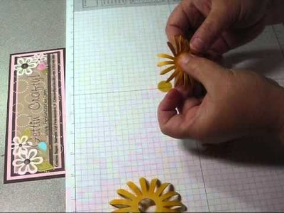 Daisy flower tutorial.wmv