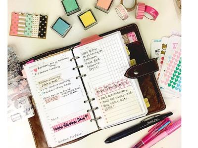 Decorating.Planning My Week (Feb 9-15)