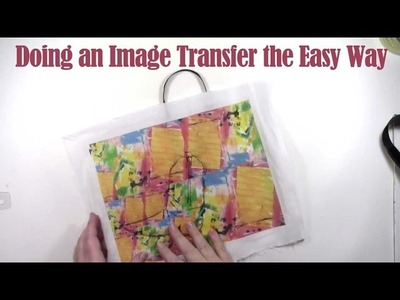 Doing an Image Transfer with TAP