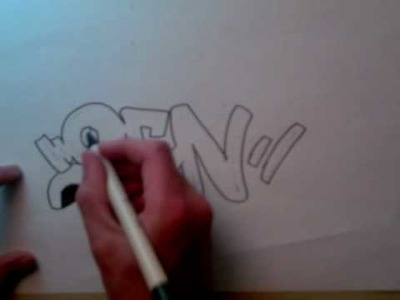 ►! Graffiti Tutorial ! *NEW*2010*◄