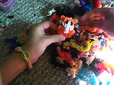 Hannah's Designs -  Rainbow Loom Charm Collection
