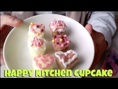 Happy Kitchen Cupcakes - Whatcha Eating? #9