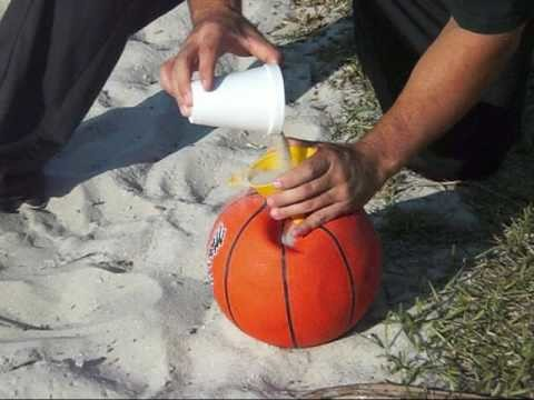 How to make a medicine ball for less than 10 bucks
