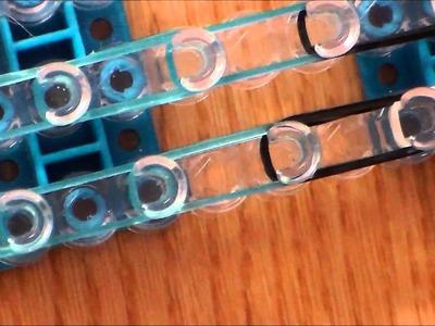 How to make a rainbow loom snake