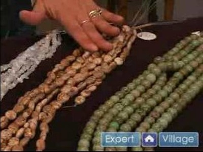 How to Make Beaded Jewelery : Various Gemstone Beads Used for Making Beaded Jewelry