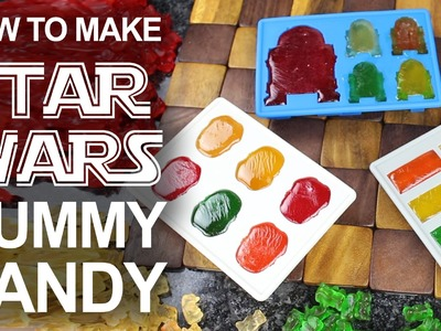 How To Make Star Wars Gummies