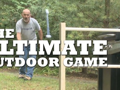 How To Make The ULTIMATE Outdoor Game