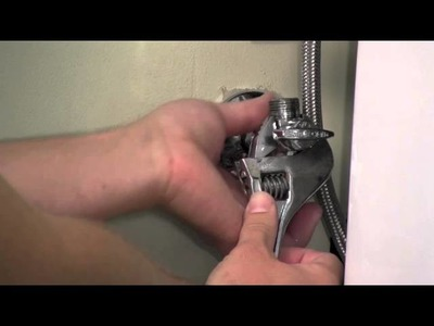How to Replace a Shut off Valve Under My Sink