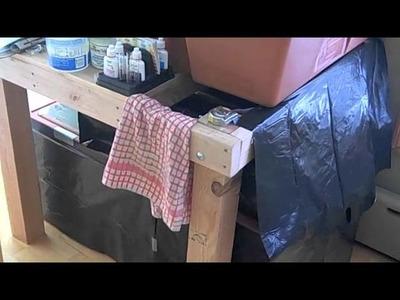 Indoor Home Aquaponics Setup Part 3