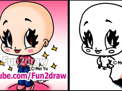 Inspired by Talia Castellano - Brave Girl With Cancer - Fun2draw People