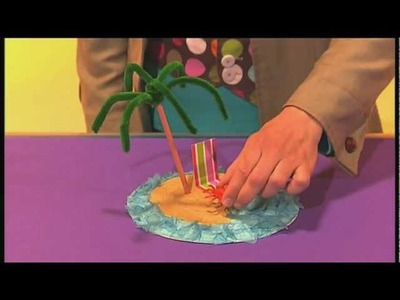 Mister Maker: How to Make a Tropical Holiday Island
