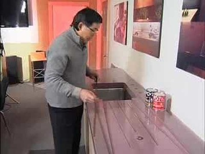 Protecting Concrete Countertops—Concretenetwork.com