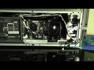 Samsung DLP TV Color Wheel Part 3