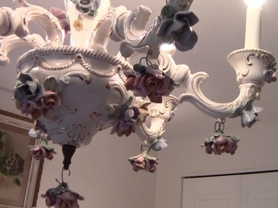 Updated: Bedroom TOUR!!!! Shabby Chic , Antique Decorating