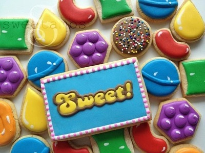 Candy Crush Cookies!