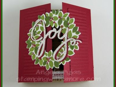 Christmas Window Treat Box