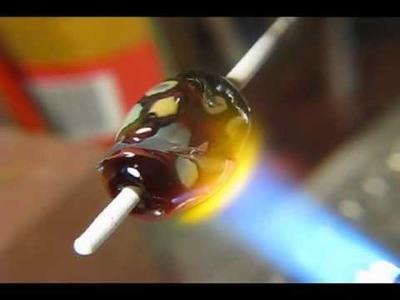 Devardi Glass & Brass 260 Wire, Copper Sheet, Lampwork Bead Making Tutorial