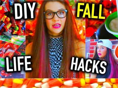 DIY Fall Life Hacks | Jessiepaege