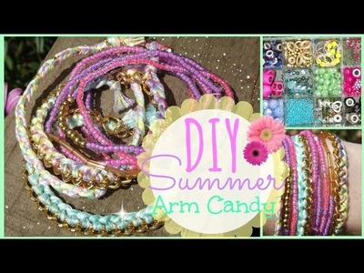 DIY Friendship Bracelets - Easy & Affordable!