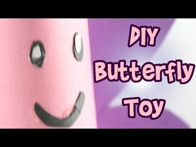 DIY Hamster Butterfly Toy!