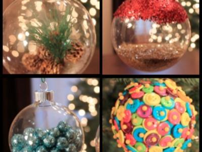 ♡ DIY: Ornaments ♡