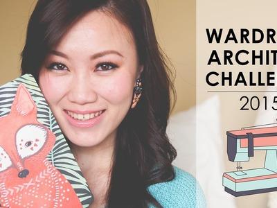 DIY | Wardrobe Architect Challenge 2015