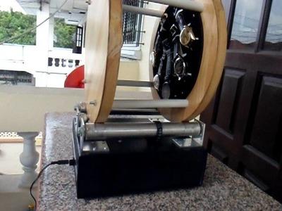 DIY Watch Winder