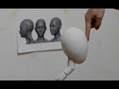 Face Sculpting Structure Tutorial
