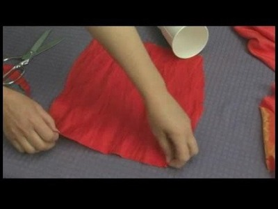 How to Make 3 Classic Children's Toys : Children's Puppet: Cutting Fabric