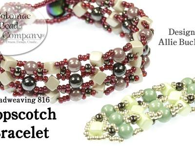 "Make a "" Hopscotch "" Bracelet Design"