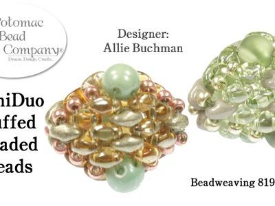 MiniDuo Puffed Beaded Beads