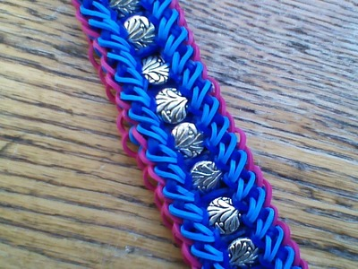 NEW Rainbow Loom Graciella Bracelet