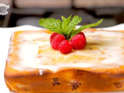Orange Raspberry Coffee Cake - Laura Vitale Summer Desserts Unplugged