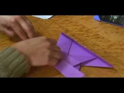Origami Models : Origami Picture Frame Part 2