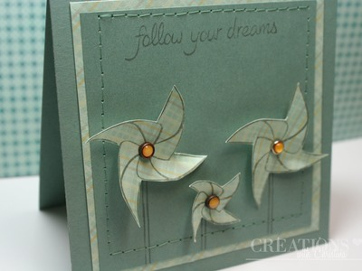 Stampin' On Friday #12 Follow Your Dreams