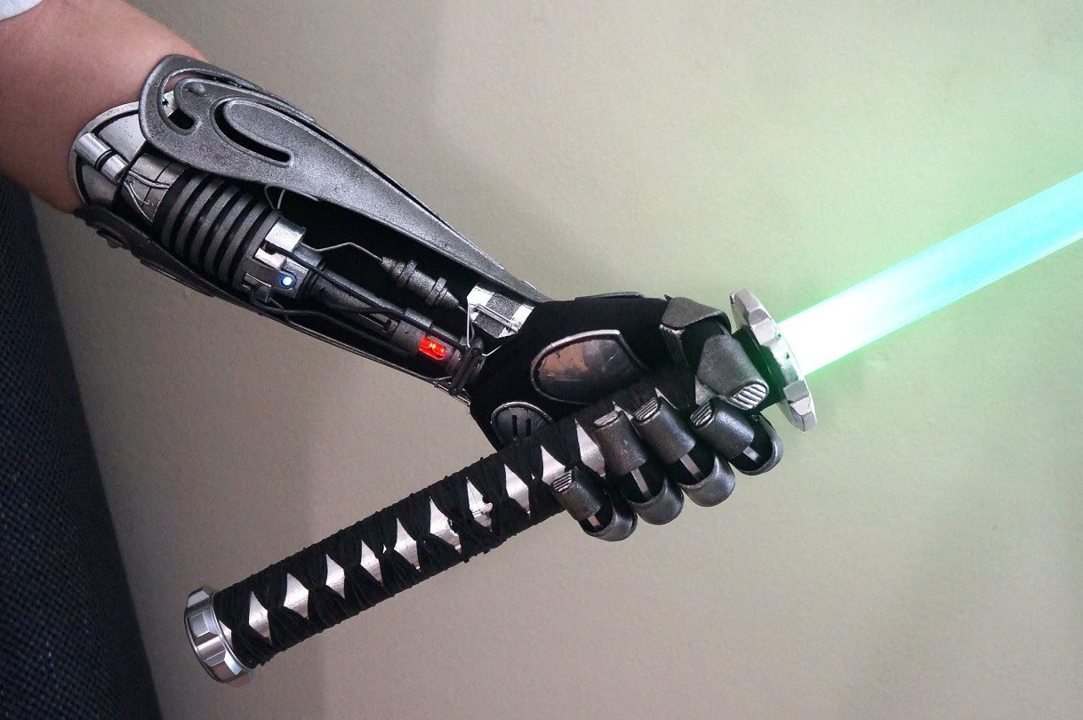 Star Wars Robotic.Mechno-Arm