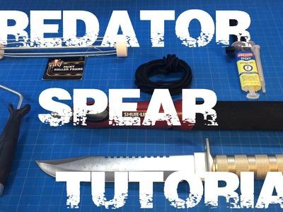 Tutorial $25 Alien Predator Spear DIY
