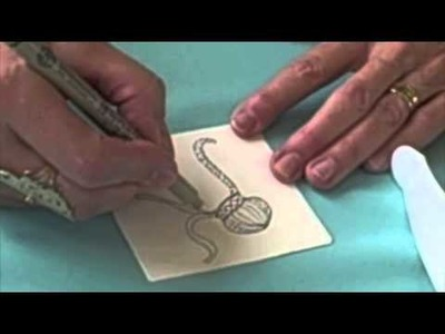 Zentangle® Master Class Part B