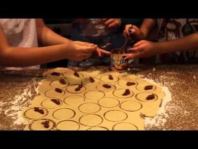 Como hacer Empanadas de cajeta