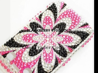 Diamond Case Rhinestone Bling Jewelled Crystal Cover Diamond Cases