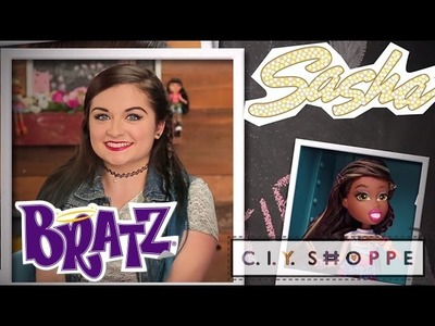 DIY @ Bratz C.I.Y Shoppe | Bratz-Inspired Hairstyle Tutorial by Katharine Ward | Bratz